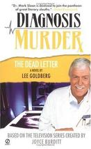 An item in the Books category: Diagnosis Murder: he Dead Letter - Lee Goldberg - 1st Ed. Paperback - Like New