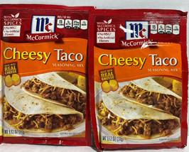 McCormick Cheesy Taco, 1.12 OZ (Pack 2) 2/21 - $13.85