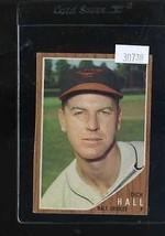 1962 TOPPS #189 DICK HALL VGEX *30739  - $2.50