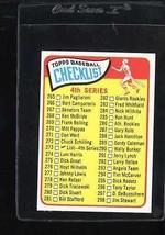 1965 TOPPS #273 CHECKLIST 265-352 NMMT *145751  - $11.30