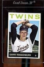 1964 TOPPS #258 GARRY ROGGENBURK VGEX *68803  - $2.50