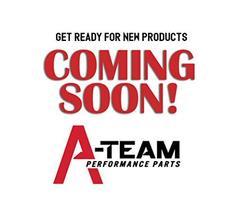 A-Team Performance Universal Billet T6 Aluminum Coilover Reservoir Brackets, Bla