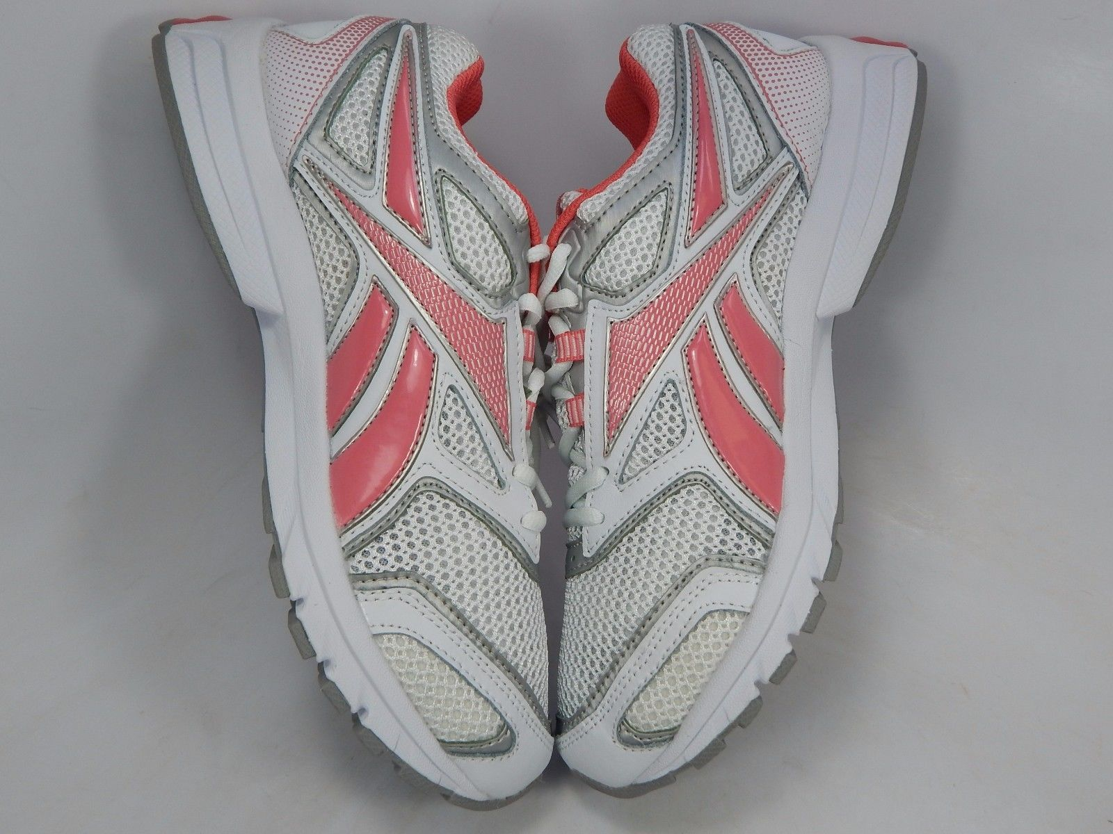 Reebok Southrange Run L Women's Running Shoes Size US 10 M (B) EU 41 White Pink