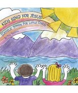 KIDS SING FOR JESUS(CATHOLIC SONGS FOR LITTLE ONES) by The Rennas - $22.95