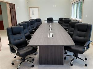 Chiarezza Ft Conference Table WBrushed And Similar Items - 15 foot conference table