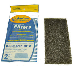 Kenmore 910 Upright Vacuum Cleaner CF-2 Filter 86884 - $7.50