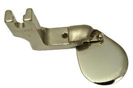 "Singer Sewing Machine Double Fold Ball Hemmer Foot 1/8"" Upturn 490358-1/8 - $27.25"
