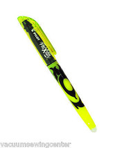 Frixion Highlighter Yellow Heat Erase - $4.25