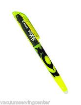 Frixion Highlighter Yellow Heat Erase - $4.25