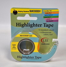 Removable Highlighter Tape Fluorescent Yellow - $15.75