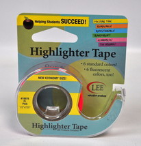 Removable Highlighter Tape Fluorescent Pink - $15.75