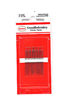 Colonial Embroidery Needles Size 7 - $6.25