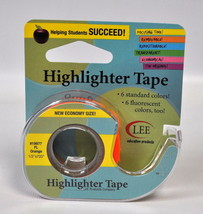 Removable Highlighter Tape Fluorescent Orange - $15.75