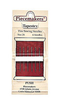 Piecemaker Tapestry Fine Sewing Needles Size 28 - $8.50