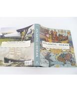 Atlantic Ocean, Illustrated History of The Ocean, 2008, Book, History, G... - £12.53 GBP