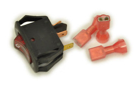 Oreck Upright Vacuum Cleaner Lighted Switch 7552301 - $26.20
