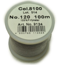 Madeira Sewing Machine Thread Color Gray 91248100 - $4.25