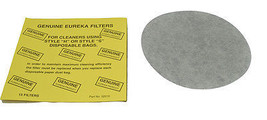 Eureka Canister Vacuum Cleaner Disc Filter, E-52015 - $9.94