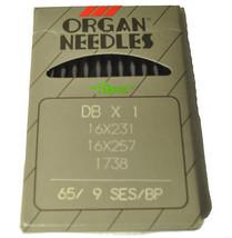 Organ Industrial Sewing Machine Needles 65/9 - $4.25