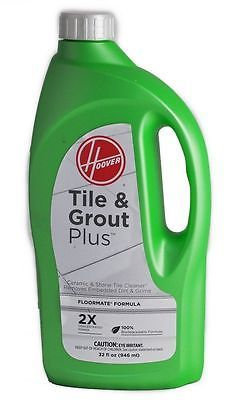 Hoover Tile & Grout Plus Ceramic & Stone Tile Cleaner 32 fl oz