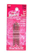 Susan Bates Steel Yarn Needles 2 Inch - $8.50