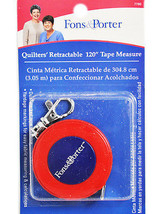 Fons and Porter 120-Inches Quitlers' Retractable Tape Measure - $19.95