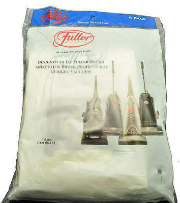 Fuller Brush Vacuum Cleaner Bags Heavy Duty FB-1400