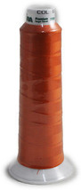 Madeira Poly Pumpkin 2000YD Serger Thread   91288651 - $8.50
