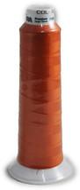 Madeira Poly Pumpkin 2000YD Serger Thread   91288651 - $8.50