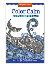 Color Calm Coloring Book - $4.99