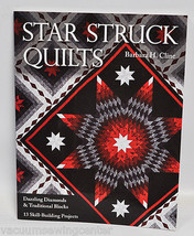 Star Struck Quilts Dazzling Diamonds and Traditional Block - $27.95