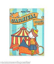 Carnival Circus Coloring Book - $6.25