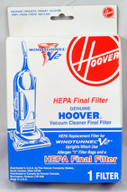 Hoover WindTunnel V2 Upright Vacuum Cleaner Hepa Filter - $43.25