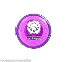 Knit Happy Tape Measure Purple - $8.50