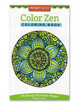 Color Zen Coloring Book - $4.99