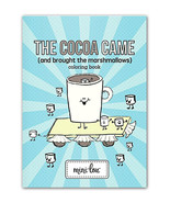 The Cocoa Came and Brought the Marshmellows Coloring Book - $8.50