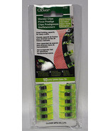 Clover Neon Green Wonder Clips 10 Pieces 3180 - $9.94
