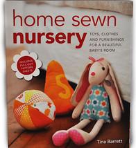 Home Sewn Nursery  Sewing Book - $21.00