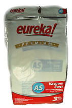 Eureka Type AS Vacuum Cleaner Bags AS1050, 68155-6, E-66655 - $13.60