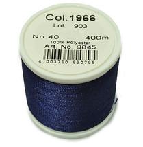 Madeira Sewing Machine Thread Dark Indigo 98451966 - $7.00