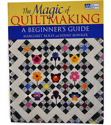 The Magic of Quiltmaking, MC10620