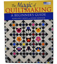 The Magic of Quiltmaking, MC10620 - $26.25