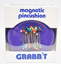Grabbit Magnetic Pincushion Purple - $18.00