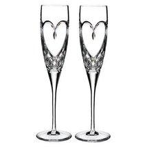 Waterford Love True Love Flute Pair - $135.00