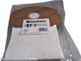 Eureka/Sanitaire BV-2 Paper Back Pack Vacuum Bags, 10 per Pack - $19.95
