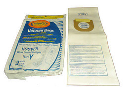 Hoover Canister Vacuum Cleaner Style Y Bags - $4.25