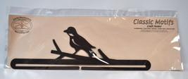 Classic Motifs 18 Inch Bird On A Branch Split Bottom Craft Holder - $20.95