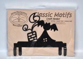 Classic Motifs 6 Inch Rooftop Header Craft Holder - $13.75