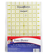 Fons & Porter Rotary Cutting Ruler - $30.50
