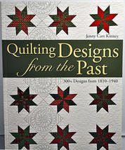 Quilting Designs From The Past Book CT10645 - $31.50